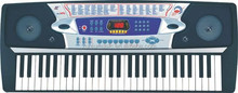 2010 Battery Operated Musical Keyboard Instrument