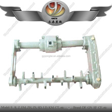 Agricutural machinery tractor DF600 DF800 single speed rotary with double hole, DF600 DF800 double speed rotary with double hole