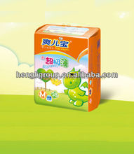 OEM sleepy babies disposable diapers for baby