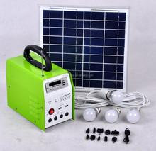 Hot sell LED solar light system