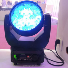 LED Stage Lights Good Quality Zoom LED Moving Head Wash Moving Head Aura