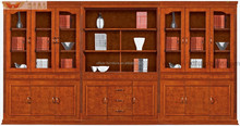 wooden bookcase filing cabinet office furniture HY-C629