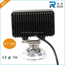 Surpass bright in darkness 33w led driving work lights new arrival on the road