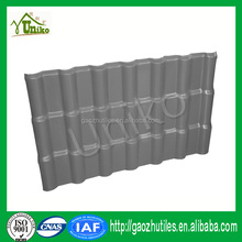 Synthetic roof tiles in Florida house bamboo prefabricated plastric roof sheet for Prefab Houses
