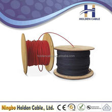 Colorful thin copper 2.5mm electric wire