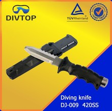 Professiona diving equipment supplier diver knife