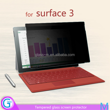 9H 0.33mm Laptop Privacy Filter for Microsoft Surface 3