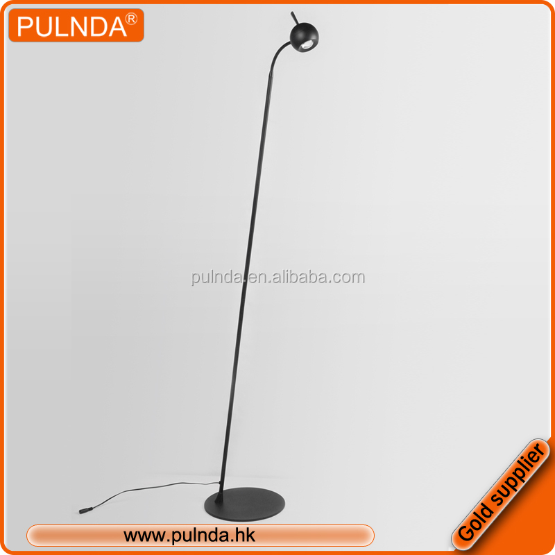 touch sensor cob 5w dimmable standing led floor lamp buy led floor. Black Bedroom Furniture Sets. Home Design Ideas