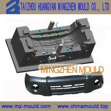 Top level classical china car bumper mould manufacturer