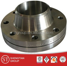 ansi b16.5 carbon steel slip on raised face flange