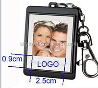 cheap mini keychain photo album digital photo frame