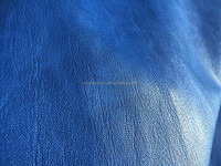 PU Shoe materials Embossed Printed leather fabric Polish textiles leather for shoe making