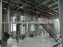 edible soya bean oil refining plant machinery