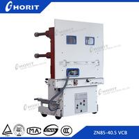 ZN85-40.5 high voltage indoor 33kv 630A vacuum circuit breaker
