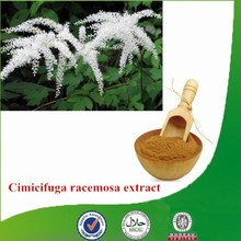 Factory supply Natural & Pure competitive-price Black Cohosh Extract, Cimicifuga racemosa extract, Triterpene Glycosides