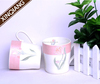11oz Ceramic eco cup mug ceramic wholesaler