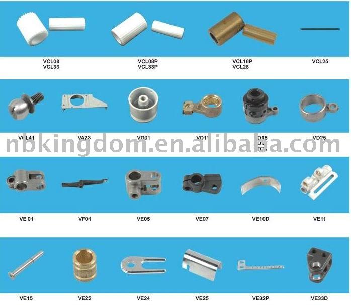 Siruba VC008 partes de máquinas de coser