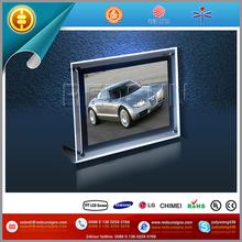 popular Retail shop taxi advertising llight box