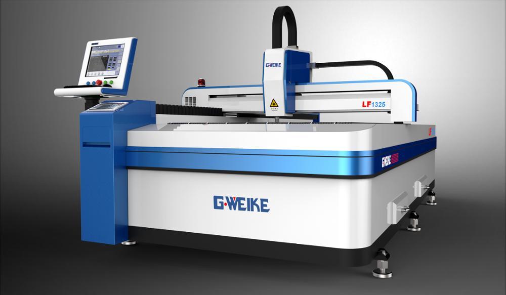 LF1325 fiber laser cutting machine
