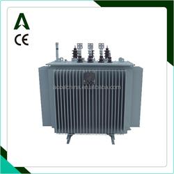 S9 S11 transformer 200kva 10kv distributution transformer THree phase oil immersed distribution transformer price
