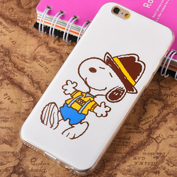 2015 NEW HOT OEM design love couple cute cartoon silicone soft mobile phone case for iphone 4/5/6/6s