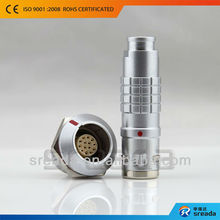 2013 multi-pole circular push pull rotating electrical assorted connectors factory supply China