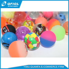 bouncing ball free shipping flashing water bouncing ball
