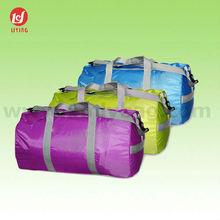 Colorful Fancy Travel Waterproof Duffel Bag