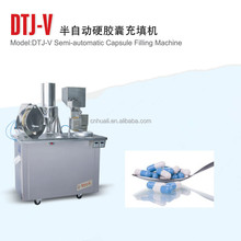 4500USD CE certification DTJ-V Manual Capsule Filler