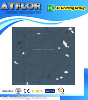 100% recycled rubber flooring for basketball court