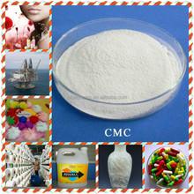 CMC (sodium Carboxymethyl Cellulose) food grade detergent grade textile grade cmc