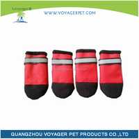 Pawz Red Water-Proof Dog Boot