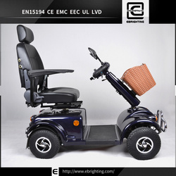 ODM old people BRI-S01 ce 2 seats electric motorcycle