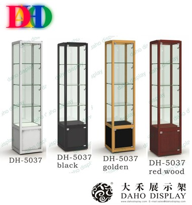 verre affichage de vitrine pour magasin exposition. Black Bedroom Furniture Sets. Home Design Ideas