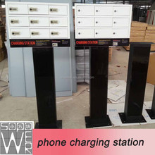 usb charging station, 5v 2.4a charger restaurant phone charging station