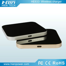 Qi stand Electric Type and Mobile Phone use Wireless Charger For iphone 6plus