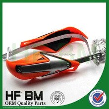 Orange Color ATV hand guard, Motocross hand guard, ABS hand guard for motorcycle