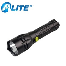 Aluminum alloy best selling black Diving Flashlight