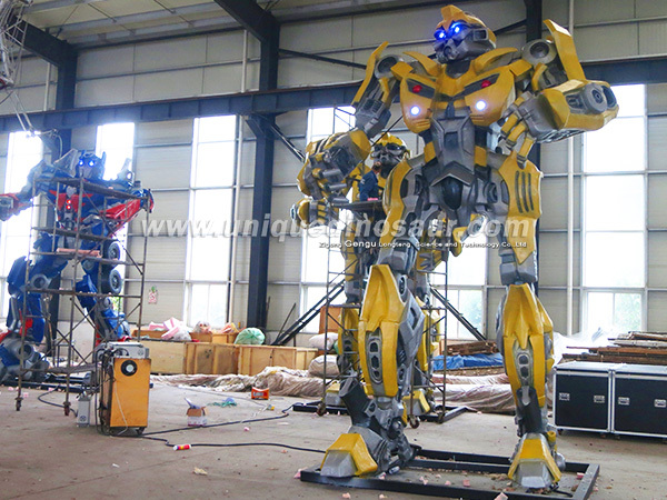 Robot Life Size Life Size Mechanical Toy