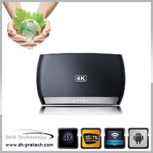 air fly mouse smart tv android 4.4 box xbmc box amlogic S802 android 4.4 video converter digital to tv box