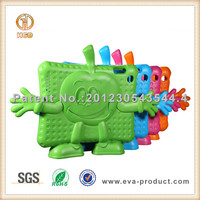 kids drop proof foam eva case cover for ipad 2 3 4 made in China
