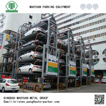 smart rotary parking car lifting system, rotary type parking equipment