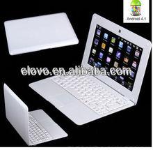 comprar nuevo 2014 baratos androide netbook ordenador portátil en china de la computadora de las empresas de fabricación
