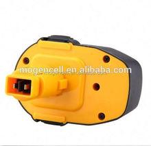 For Dewalt Tool Battery Power tool battery for Dewalt DW 9091 DW 9094 DE 9092Li-ion Power Tool Battery