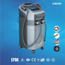 Vertical IPL SHR&E-light hair removal equipment&machine