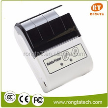 thermal printer bluetooth RPP02N 2 inches paper width with recharging battery