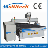 multitech DSP USB connection mdf wood cnc router