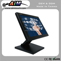 12.1 inch 4:3 Desktop home automation plc 1024x768 Resistive Touch Screen