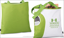 2012 Eco friendly and Lovely Cartoon Cotton Tote Bag