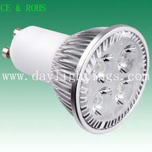 110lm/w super bright 4w high power led spot lamp